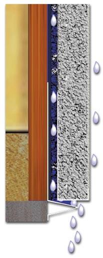 Stuc O Flex International Rainscreen Drainage Mats